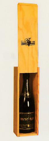 caja madera pino